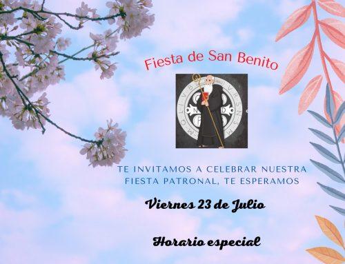 Día de San Benito