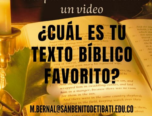 INVITACIÓN DÍA DE LA BIBLIA
